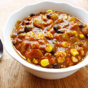Pumpkin Mondays Continues with Pumpkin Chili