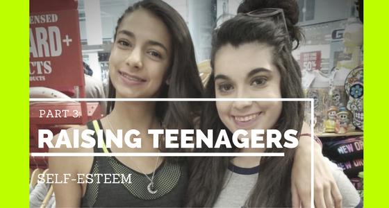 Raising Teens - Self Esteem